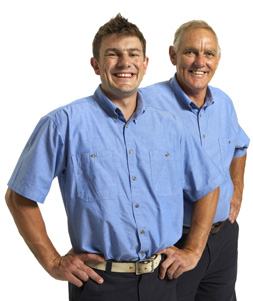 Wayne and Matt are part of our professional Reston plumbing team